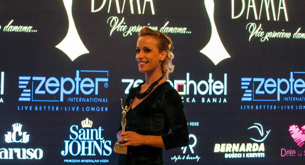 Biljana Obradović Bixy - Dama godine