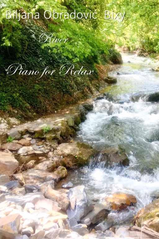 Biljana Obradović Bixy - River