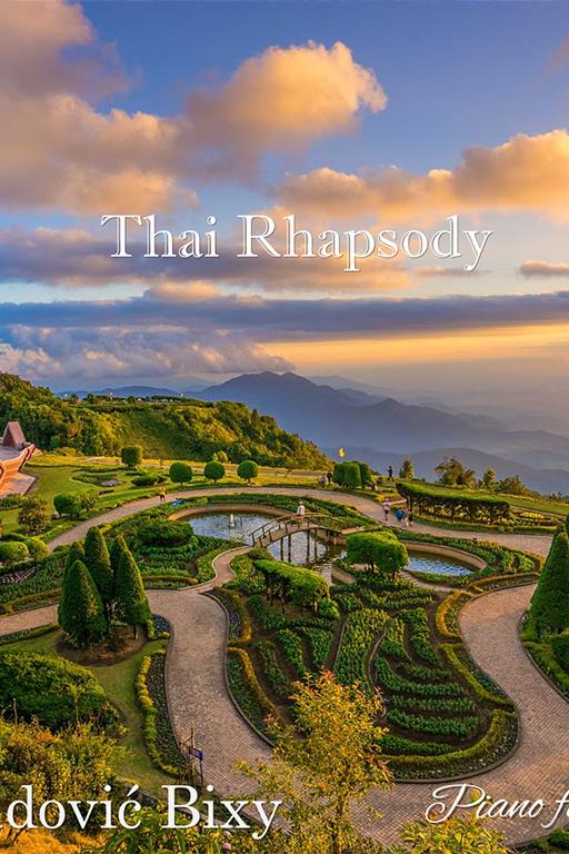 Biljana Obradović Bixy - Thai Rhapsody